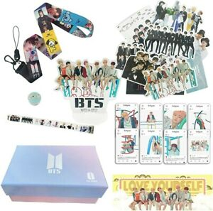 BTS Fans Set Love Yourself Gift for Army Girls Daughter Bangtan Boys Small...