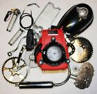 Huasheng 142F 49cc OHV 4 Stroke motorised motorized Push bicycle bike engine kit