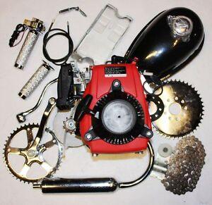 Huasheng 142f 49cc Ohv 4 Stroke Motorised Motorized Push