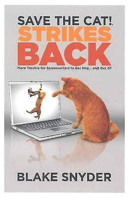 1 of 1 - Save the Cat! Strikes Back: More Trouble for Screenwriters - Blake Snyder - book