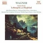 Richard Wagner - Wagner: Scenes from Lohengrin and Siegfried (2003)