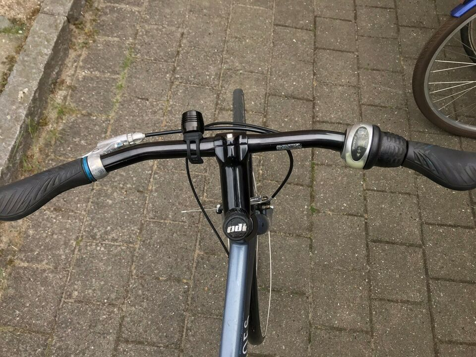 Herrecykel, Kildemoes Citybike, 62 cm stel