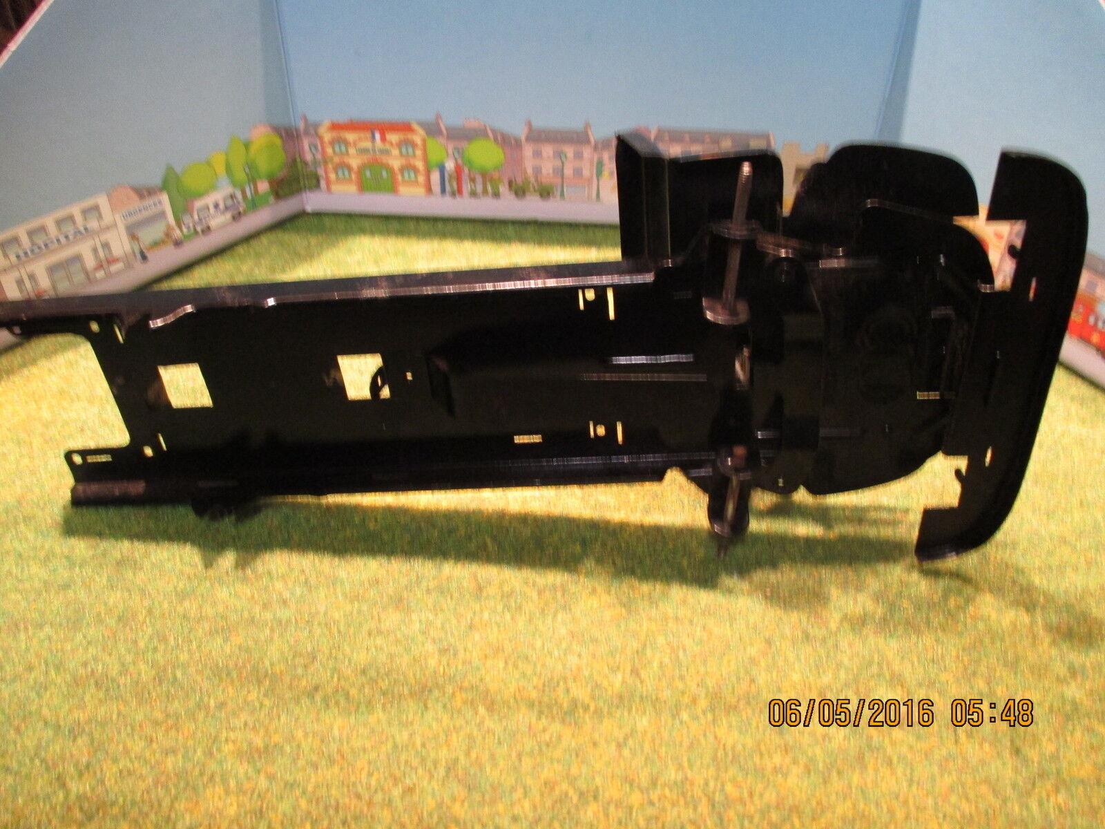 Châssis complet complet complet d'origine pour ancien camion militaire en tôle SAVIEM CIJ 6bb317
