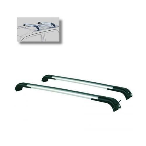 ROOF BARS SUPERBRIDGE PREALPINA HYUNDAI SANTA FE/' 2001-2012 WITH RAILING