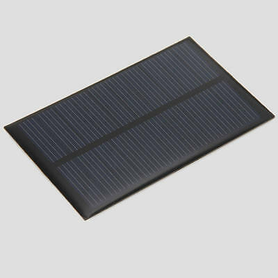 5V 250MA Solar Panel for Battery Phone Charger Portable 110 x 69 mm