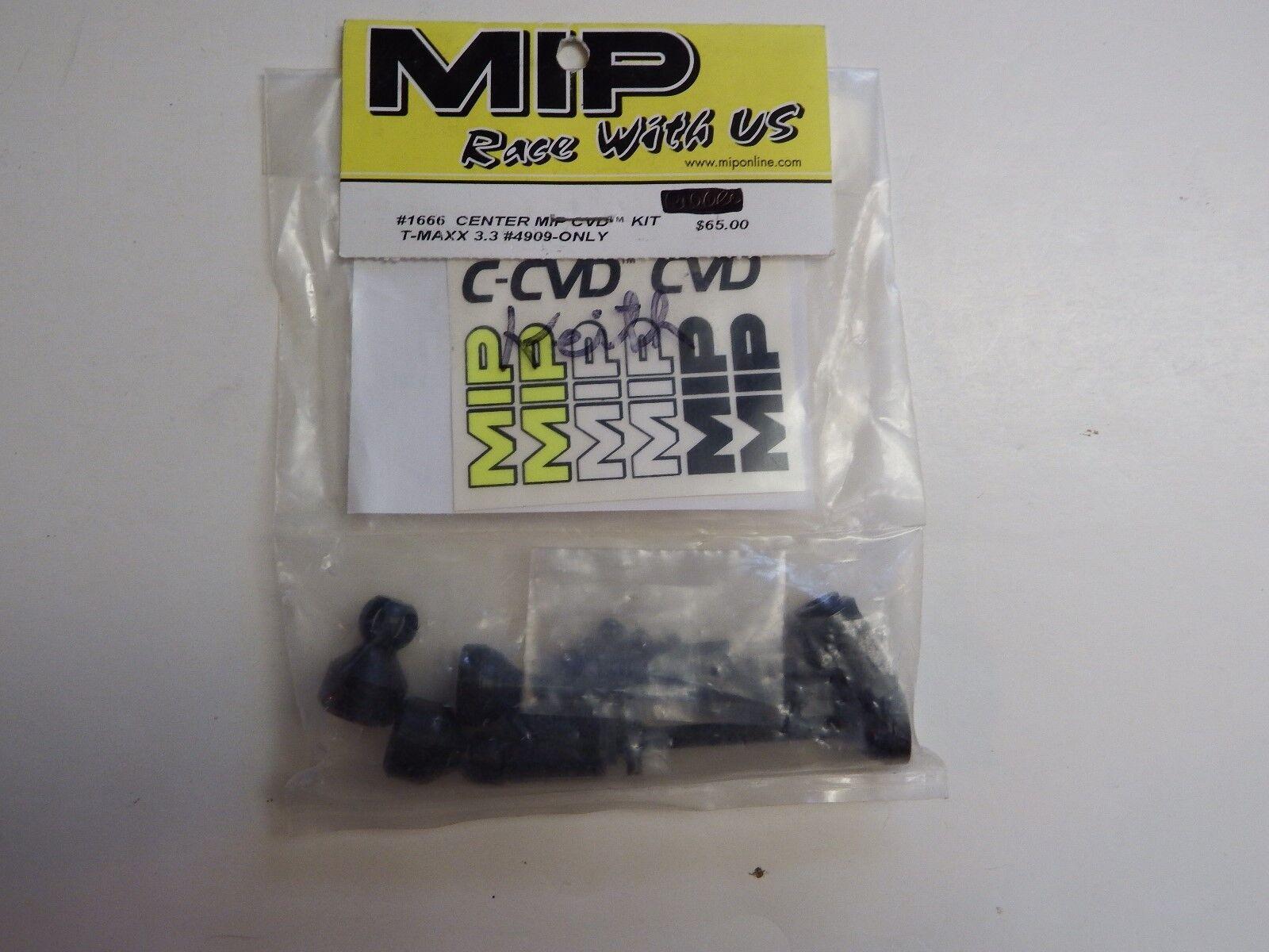 MIP - CENTER MIP CVD KIT T-MAXX 3.3  4909-ONLY - Model   1666