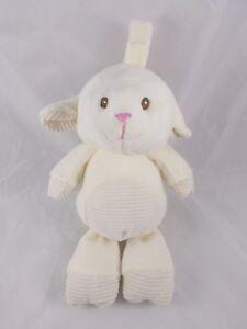 Kellytoy-Lamb-Sheep-Rattle-Plush-9-5-034-Stuffed-Animal