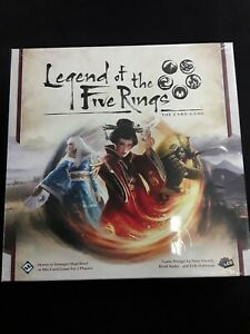 Legend-Of-The-Five-Rings-Starter-Factory-Sealed