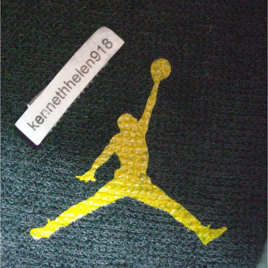 Neue 2012 nike air jordan iv 4 retro - sz donner, schwarz - gelb 308497-008 mens sz - 9,5 48b7ff