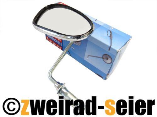 Miroir historique Miroir à Gauche Intérieur Guidon Fixation AWO