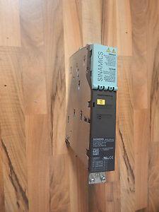 Ehrlich Siemens Sinamics Singel Motor Module 6sl3420-1te13-0aa0 Used Phantasie Farben Antriebe & Bewegungssteuerung