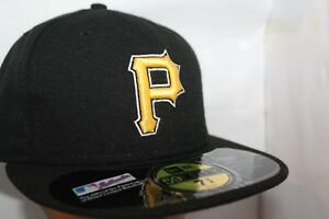 Image is loading Pittsburgh-Pirates-MLB-New-Era-Authentic-Collection-59Fifty - ac58226b0a69