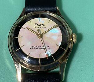 Vintage-Unisex-Stipto-Horloge
