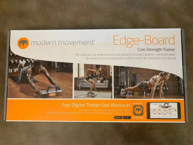Modern Movement Edge-Board Extension Trainer Nautilus Inc 100578