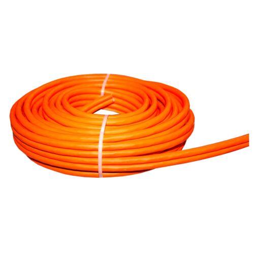 70m Cat.7 Duplex Verlegekabel Netzwerkkabel Kupfer LAN Gigabit Kat 7  S//FTP 6 5