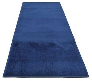 Custom-Size-Solid-Navy-Blue-indoor-Runner-Rug-Soft-Rug-Non-Skid-Slip-Resistant
