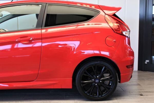 Ford Fiesta 1,0 SCTi 140 Red Edition billede 5