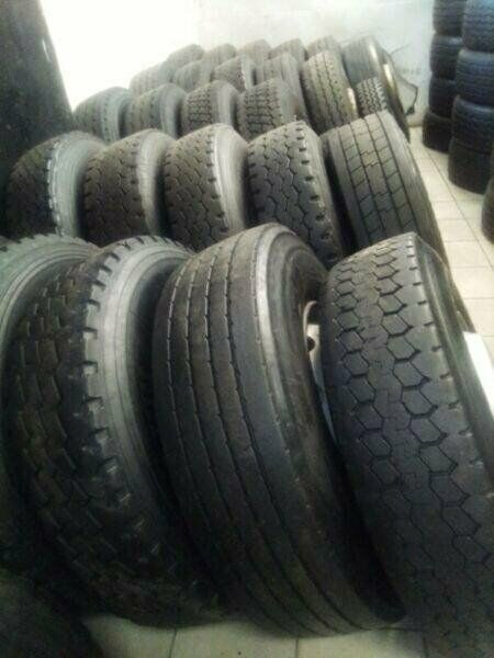 315 / 12R  Second Hand Road Worthy Truck Tyres Available in stock