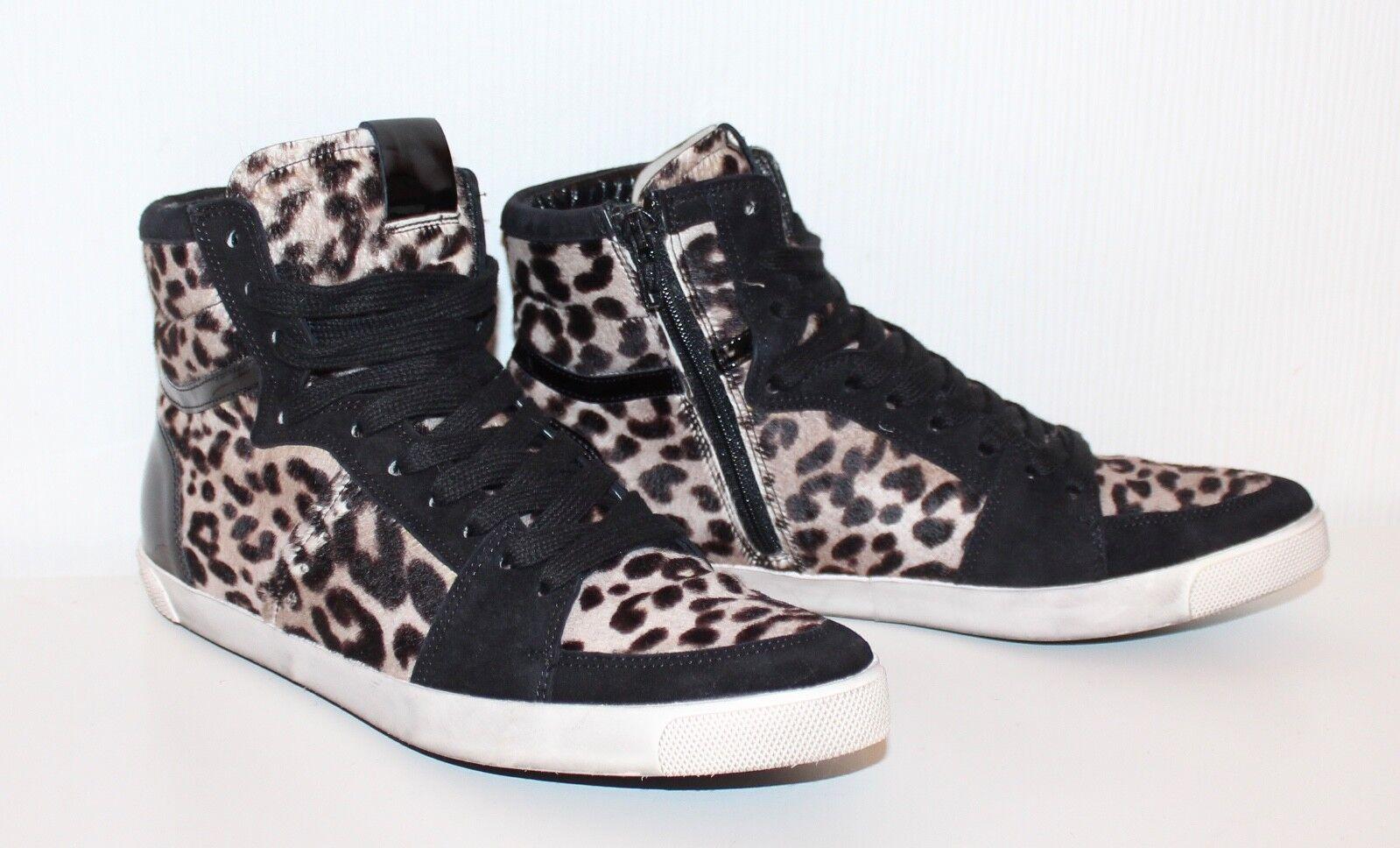 Kennel & schmenger Echt Leder High Top cortos señora zapatos zapatillas leo 37