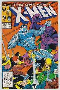 L6236-Uncanny-X-Men-231-Vol-1-NM-Estado