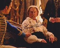 Derek Jacobi HAND SIGNED 8x10 Photo, Autograph Cinderella, The Master, Dr Who