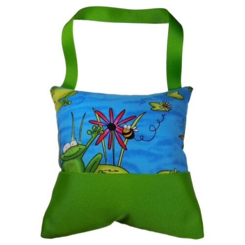 Tooth Fairy Pillow Boy/'s or Girl/'s Frog Design Print Handmade in the USA **NEW**