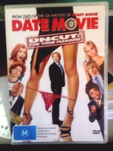 1 of 1 - Date Movie (DVD, 2006) * USED *