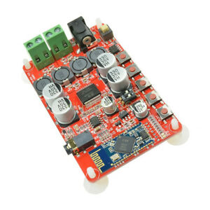 2X25W-TDA7492P-AUX-Interface-Bluetooth-4-0-Audio-Digital-Power-Amplifier-Board-M