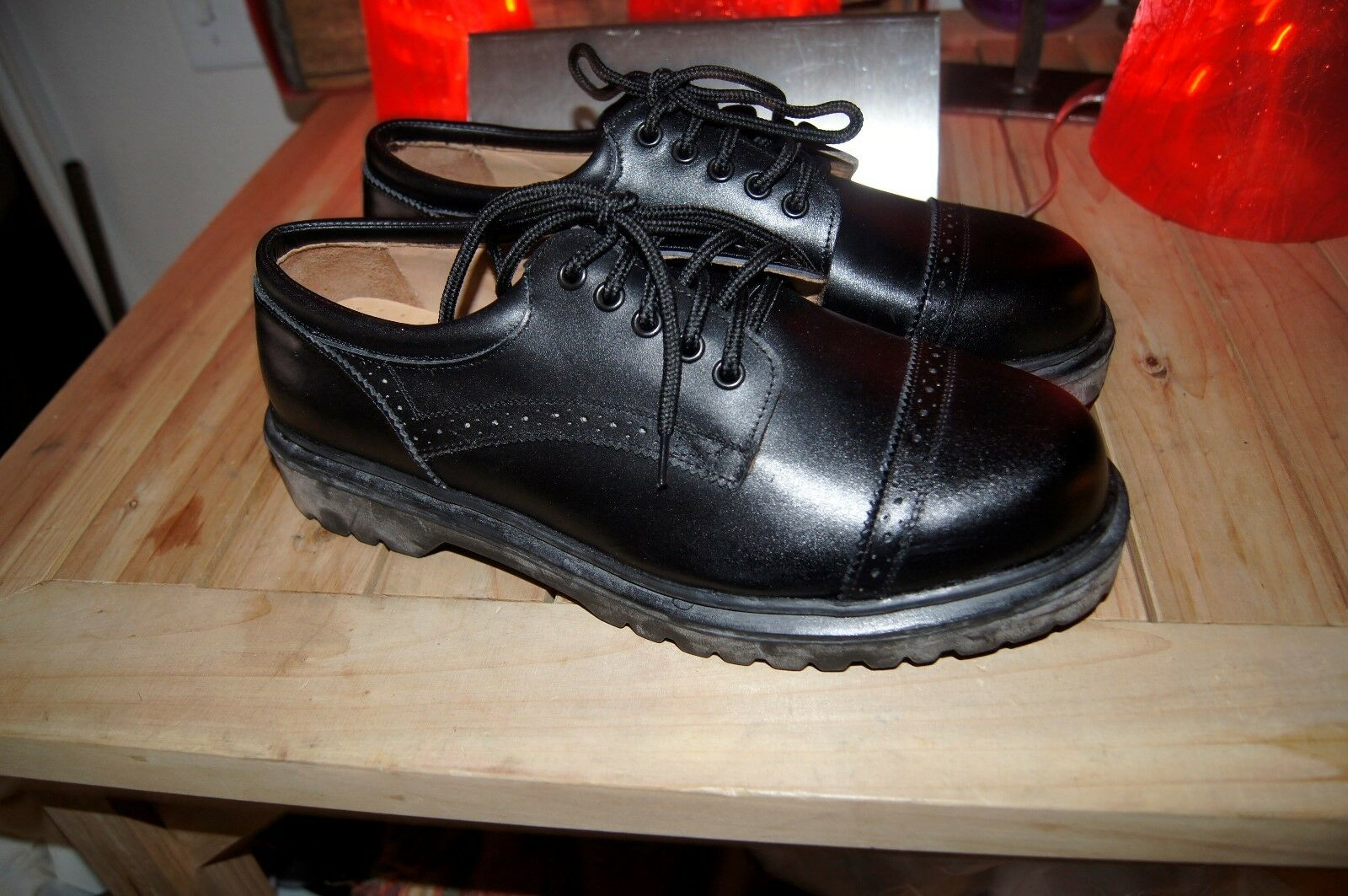 LIAHONA Scarpe 11 LEATHER Scarpe SIZE 11 MISSIONARY Scarpe 11 DRESS Scarpe 11