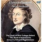 Henry Purcell - Purcell: Verse Anthems (2000)