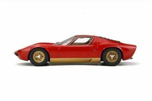 1:18 Gt-spirit Gts18506r - Lamborghini Miura P400 S