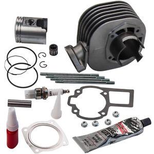 FOR-SUZUKI-LT-80-LT80-CYLINDER-PISTON-KIT-RINGS-GASKETS-PIN-TOP-END-SET-87-06