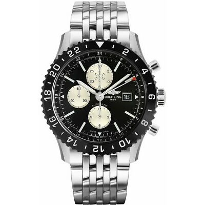 Discount Brand New Breitling Chronoliner Men's Watch for Sale Y2431012/BE10-453A