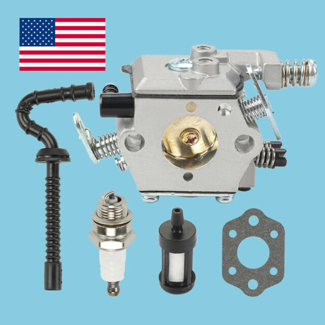 Carb Carburetor w// Gasket for Zama Stihl 021 023 025 MS210C MS230 MS250 Chainsaw