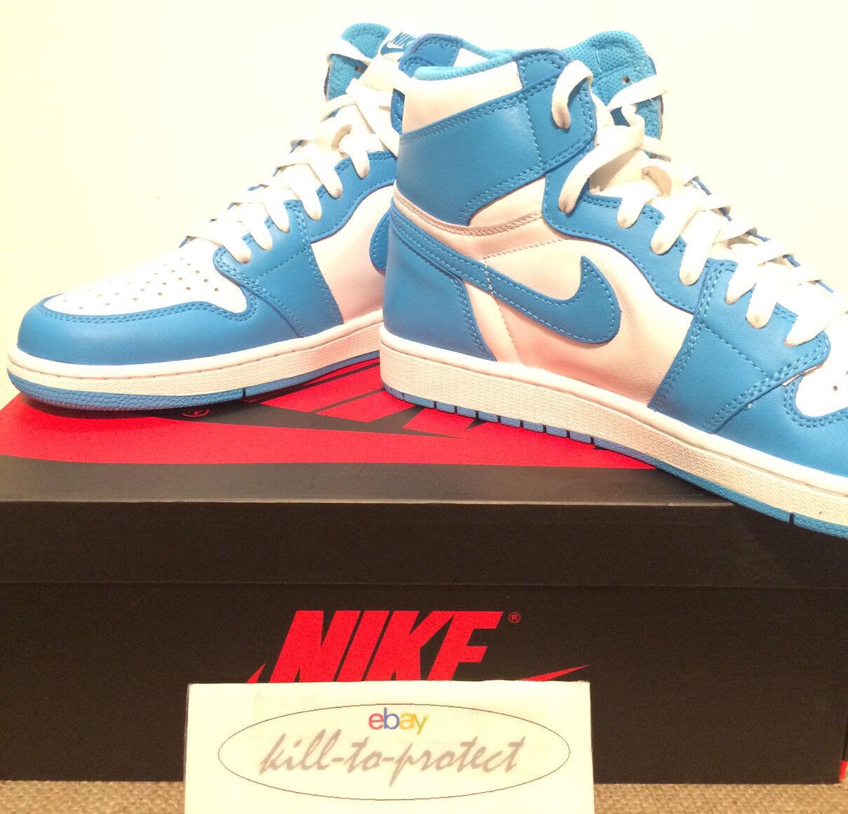 Nike air jordan 1 og UNC SZ qs nous bleu poudre 555088-117 qs SZ 2015 dbd384