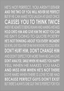 Hes Not Perfect Bob Marley Word Typography Words Inspiring Quote