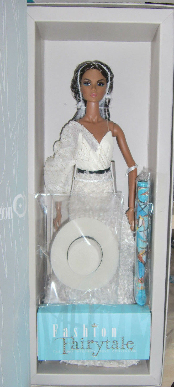 2017 Fashion royalty Changing Winds Eden Doll NRFB