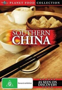Planet-Food-Southern-China-DVD-FREE-POST