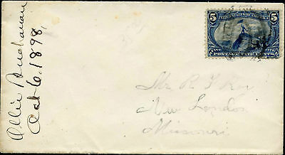 #288 On Cover New London, Mo Bm6106