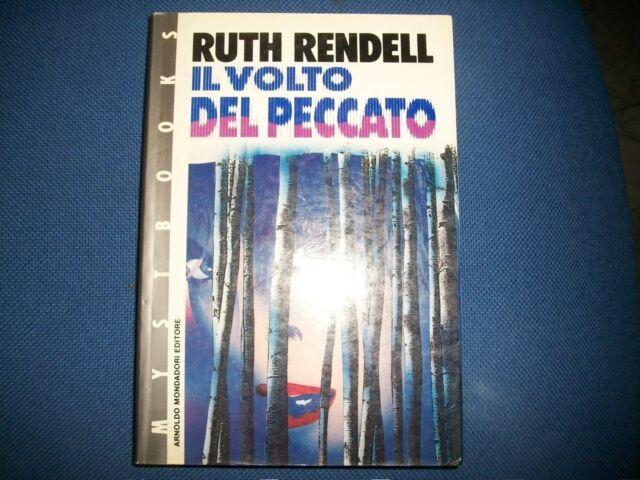 RUTH RENDELL-IL VOLTO DEL PECCATO-MYSTBOOKS MONDADORI 1990 PRIMA EDIZIONE!RILEG.