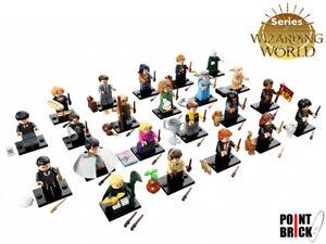 LEGO-71022-MINIFIGURES-SERIE-WIZARDING-WORLD-HARRY-POTTER-E-ANIMALI-FANTASTICI