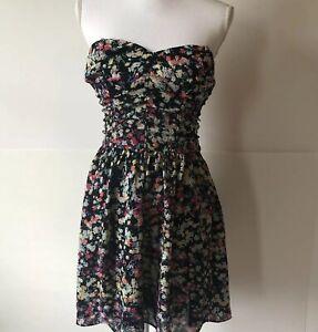 I-Heart-Ronson-Dress-Women-s-Size-8-Strapless-Dress