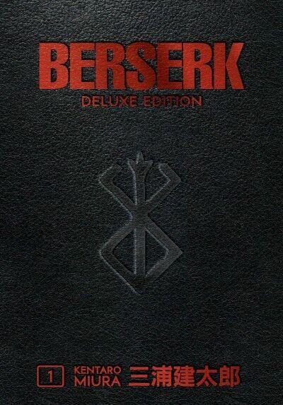 Berserk 1, Hardcover by Miura, Kentaro; Nakrosis, Dan (ILT); Studio Cutie (IL...