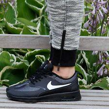 NIKE Air Max Thea  599409-017 Women Shoes Size 7 black/ white