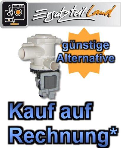 WM für 00141326 00144098 00144487 #02 Laugenpumpe Pumpe kompatibel Serie IQ