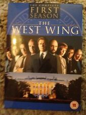 The West Wing - Series 1 (DVD, 2002, 6-Disc Set, Box Set)
