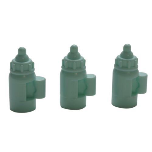 Utensil Baby Bottle with Handle Light Aqua 3 NEW LEGO Minifigure