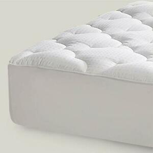 Bedsure Cotton Mattress Pad Full Size Up To 18 Inches