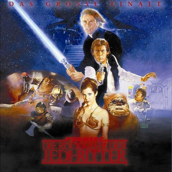 STAR WARS - DIE RÜCKKEHR DER JEDI RITTER EPIS. 6 CD NEU
