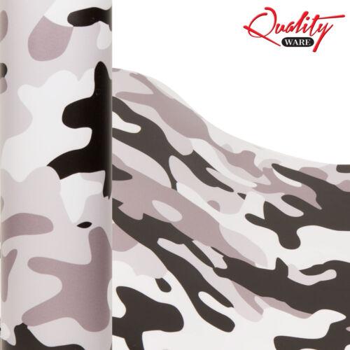Urban Camo Vinyl Wrap Matte Camouflage Decal Graphics Air//Bubble Free UV+